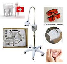 Dental Teeth Whitening Accelerator Tooth Bleaching LED Bleaching Machine DE Ship