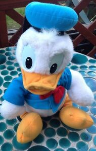 Walt Disney Company Donald Duck Soft Plush Toy Official Approx 16'' Tall