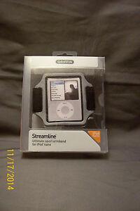 Griffin Streamline Sports armband Apple iPod Nano 3rd Generation Silver