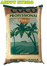 Canna Coco Pro Plus Professional Coir Medium 50 Litre Bag Hydroponics