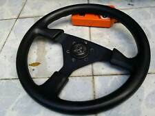 Rare momo  mitsubishi EVO 2 Genuine Momo Steering wheel