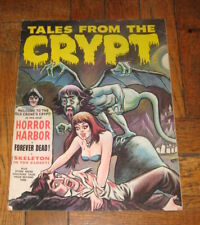 TALES FROM THE CRYPT  VOL. 1  NO. 10  JUL. 1968  EERIE PUBL.