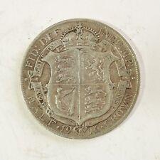 1916 George V Silver Half-Crown SNo47935
