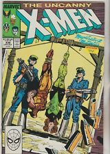 *** MARVEL COMICS UNCANNY X-MEN #236 VG ***