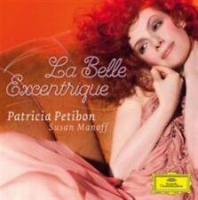 La Belle Excentrique (CD, Sep-2014, Deutsche Grammophon) Patricia Petibon