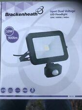 Brackenheath 10Watt Security Light With PIR