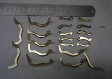 Mixed sax parts  Alto sax repair parts Brass unpainted