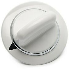 Dryer Timer Knob Assembly Part For GE Hotpoint Genuine White D-Shaft Replacement