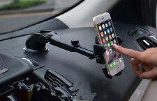 Universal Car 360° Windshield Mount Holder Stand Bracket Portable For Phone GPS