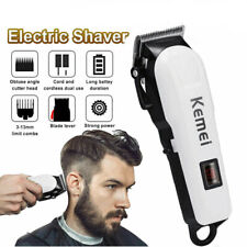 Kemei Pro Electric Hair Clipper Men's Razor Trimmer Shaving Machine Grooming Kit