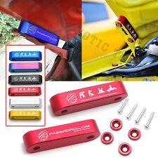 JDMPASSWORD Hood Vent Spacer Riser Kit For Honda Civic EK EF 88-00 Acura Integra