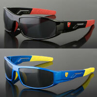NEW Children 7-14 Kids Sunglasses For Boys Cycling Baseball Youth Sports Glasses