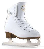 SFR Skates Galaxy Ice Skates / Figure Skates, White