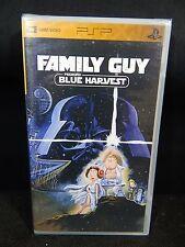 FAMILY GUY PRESENTS BLUE HARVEST PSP UMD VIDEO **NEW**