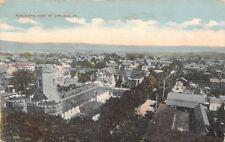 Carlisle PA~Birdseye~Old Cumberland County Jail Close~Neighborhood c1914