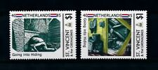 [76347] St. Vincent & Gren. World War II Netherlands Going into Hiding  MNH