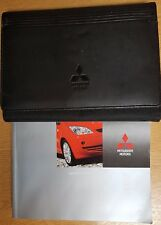 MITSUBISHI COLT HANDBOOK OWNERS MANUAL 2004-2008 WALLET PACK A-510