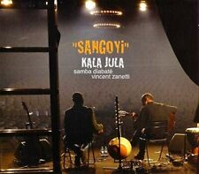 CD: Samba Diabate/Vicente Zanetti Kala Jula: sangoyi Casi Nuevo Digipak