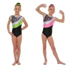Girl's Sleeveless Gymnastic Leotard - Tappers & Pointers GYM 43