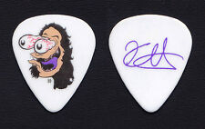 Metallica Kirk Hammett Signature Caricature Purple Tongue Guitar Pick 2004 Tour