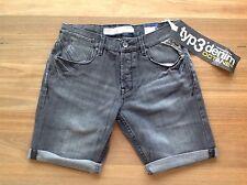 Denim Casual Men's Shorts