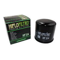 Ölfilter Hiflo HF204 für Motorrad --Honda Kawasaki