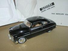 517I Motomax Mercury Club Coupé 1949 Noir 1:24