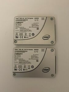 """Intel 400GB SSD DC S3710 Series 2.5"""" SATA III 6G Solid State Drive 2 Available"""