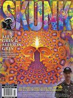 Skunk Magazine  Spring 2021   Alex & Allyson Grey