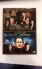 Il Codice Da Vinci + Angeli E Demoni (Ed Speciale 2 Dvd - Editoriale) Come Nuovo