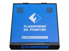 Flashforge 3D montaje de placa de construcción de piezas de la impresora ensamblaje de la plataforma para el buscador