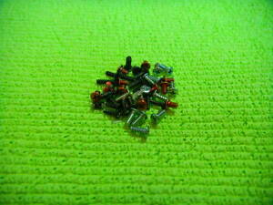 GENUINE SONY HDR-TD30V SCREW SET PARTS FOR REPAIR