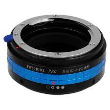 Fotodiox Pro Lens Adapter Nikon Nikkor F-Mount G-Type Lens to Fujifilm X Mount