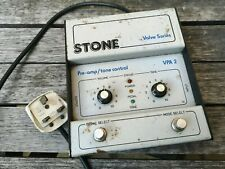 STONE VPA-2 PREAMP/VALVE CONTROL - FREE NEXT DAY DELIVERY IN THE UK