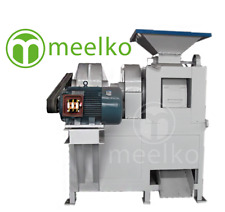 SMALL CHARCOAL BRIQUETTE PRESS MACHINE