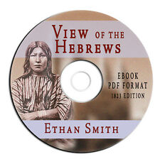 NEW-View of the Hebrews-CD Ebook PDF-Did Joseph Smith STEAL The Book of Mormon?