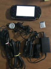 Sony Model PSP 1001 with all accessories