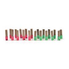 Mini palillo sin humo del moxa Stick Mini Stick-on moxa moxibustion masaje 180x/