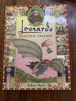 Leonardo: Beautiful Dreamer FIRST EDITION
