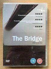 THE BRIDGE ~ 2005 San Francisco Golden Gate Suicide Documentary Film   UK DVD