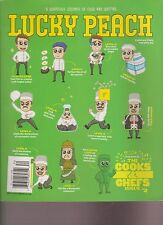 LUCKY PEACH MAGAZINE #9 FALL 2013, THE COOKS & CHEFS ISSUE.