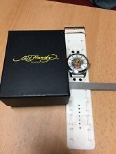 Ed Hardy Armbanduhr für Herren/Damen und Original Verpackung