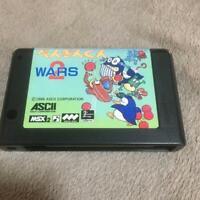 Penguin Wars 2 MSX MSX2 Game