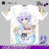 Anime Hyperdimension Neptunia Unisex T-shirt Cosplay Short Sleeve Tops Tee#R991