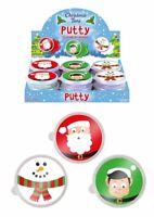 Christmas Putty Slime Boys Girls Christmas Stocking Filler Advent Calendar Toy