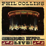 Phil Collins ‎- Serious Hits... Live! (LP) (VG-/VG)