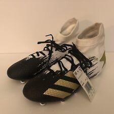 New listing Adidas FW9196 Predator 20.3 FG Men's Size. 7 Soccer Cleats White/Gold/Black