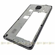 Samsung Galaxy Note 4 Back Frame Black Replacement Camera Housing