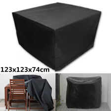 Waterproof Patio Table Chair Cover Outdoor Garden Yard Cube Furniture Protection