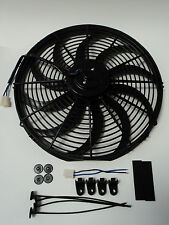 "16"" Heavy Duty Radiator Electric Fan 3000 CFM Brand New Reversible SBC BBC 350"